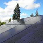 Modern Solar Residential Installation
